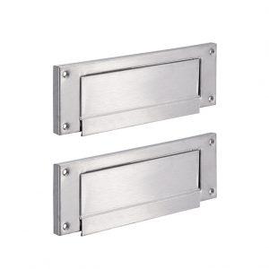 Discount Door Hardware Steel Mail Slotainless