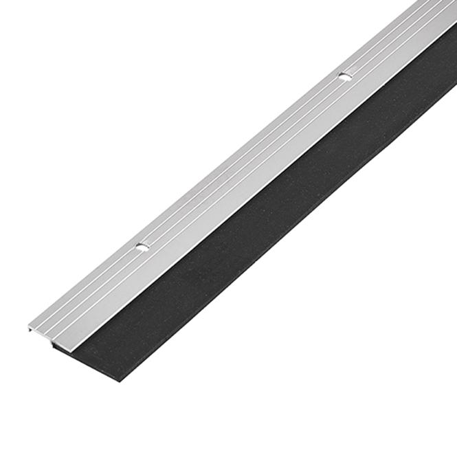 DraftSeal DS 136C48 Heavy Duty Aluminum / Neoprene Sweep – 48″ Long