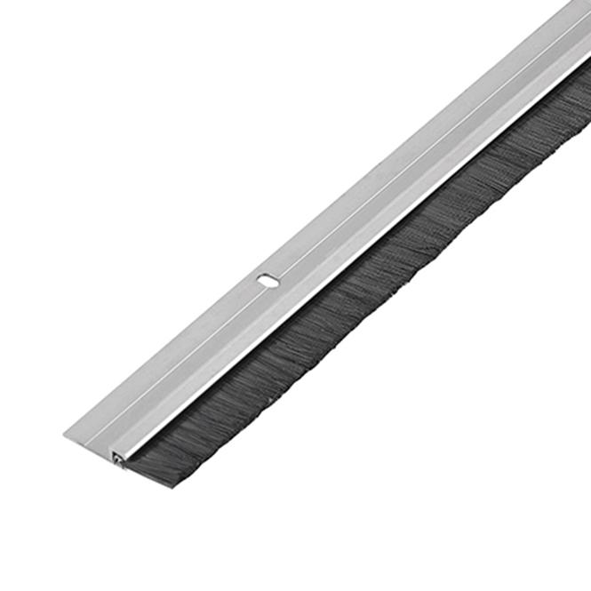 "DraftSeal DS 148C36 Heavy Duty Aluminum / Nylon Brush Sweep – 36"" Long"