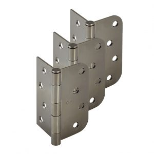 Discount Door Hardware Antique Nickel Combination Hinges