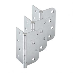 Discount Door Hardware Satin Chrome Combination Hinges