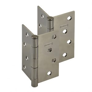 Discount Door Hardware Antique Nickel Hinges