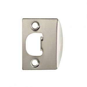Discount Door Hardware Stainless Steel Strike Plate