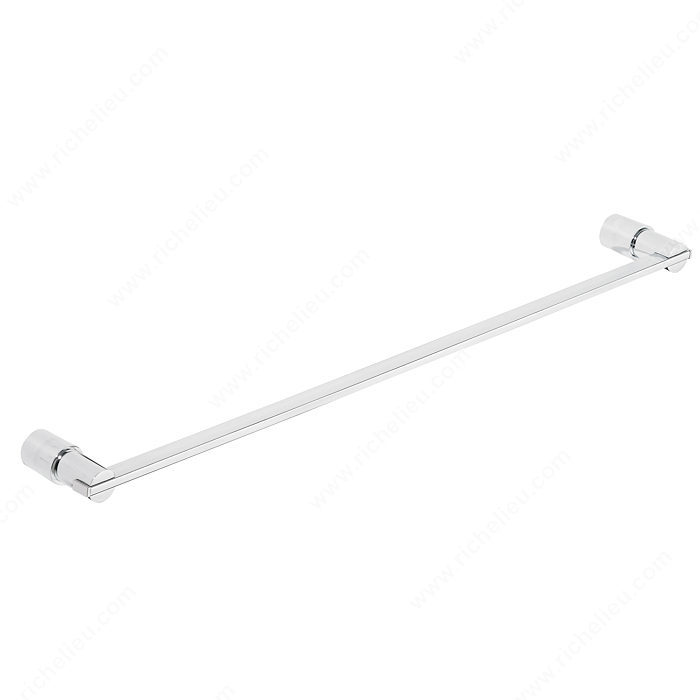 """Nystrom Towel Bar – Bayview Collection – 23"""" C/C – Chrome"""