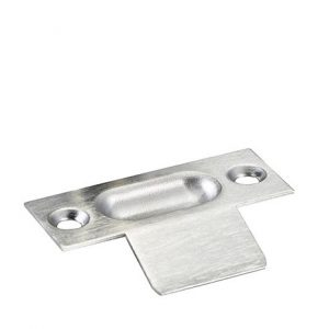 Discount Door Hardware Roller Catch T-Strike Plate