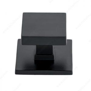 Discount Door Hardware Contemporary Metal Knob - 4550